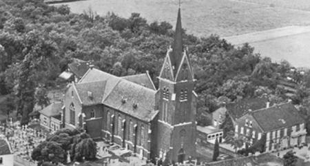 walburgakerk1956