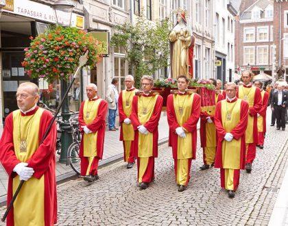 Zondag 3 juni om 14:00 uur is de 2e ommegang van Heiligdomsvaart.