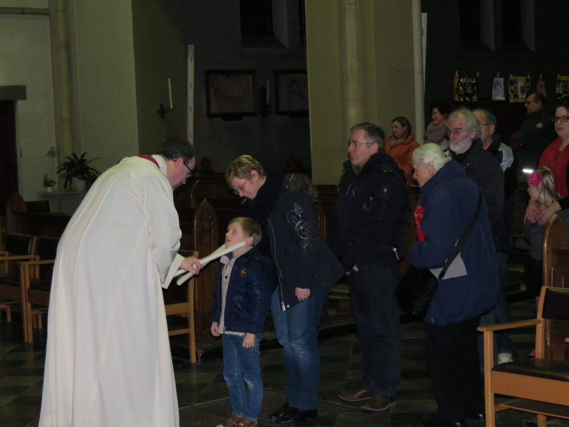 Gezinsviering en Blasiuszegen op zondag 5 februari