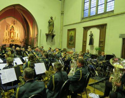 Harmonie Sint Walburga viert Walburgadag op zaterdagavond 21 april om 18:30 uur.