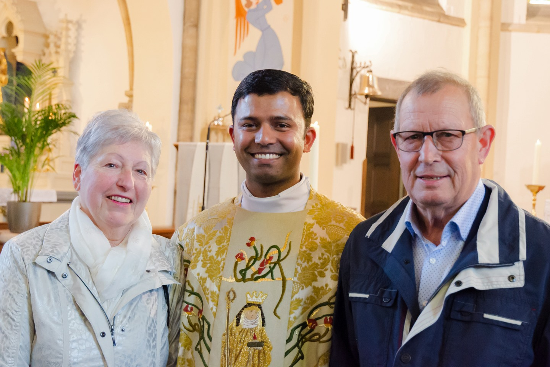 Proficiat Truus Braeken en Hub Braeken met jullie Gouden huwelijksfeest. Walburga dag Harmonie Sint Walburga