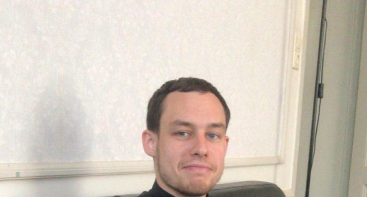 De opvolger van kapelaan Anu: Pawel Zelazny